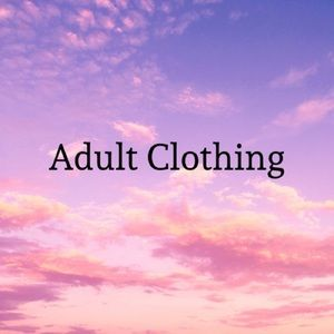 Other - Adult clothing